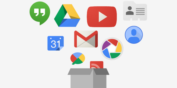 Je Google-gegevens downloaden