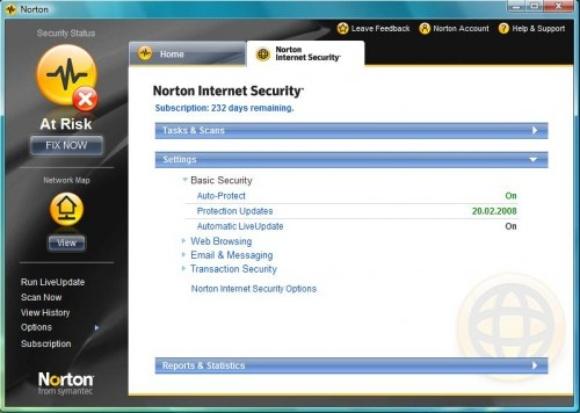 Для активации Norton AntiVirus 2014 Rus понадобится ключ, рабочий кряк для Norton