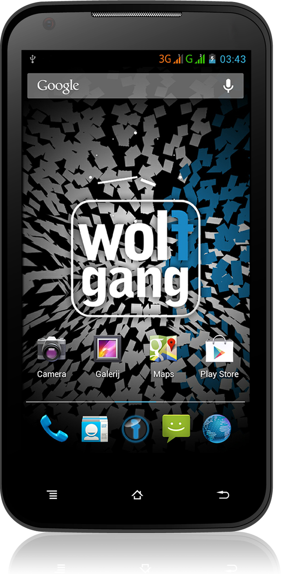 Aldi stunt weer met nieuwe Wolfgang-smartphone - UPDATE