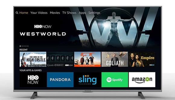 Nieuwe lijn Amazon Fire TV Edition televisies aangekondigd