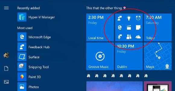 Windows 10 Insider Build 15002 brengt groen BSOD, blauw filter en meer