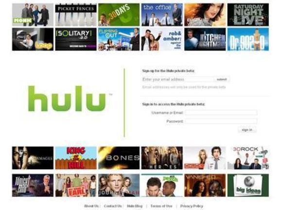 Videodienst Hulu vandaag open voor het grote publiek   PCM