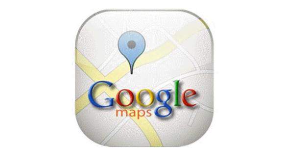 Google Maps met offline-kaarten