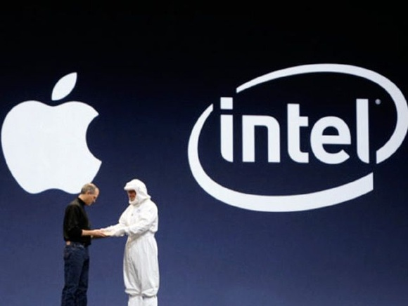 'Apple stapt over op Intel voor processorproductie iPhone'