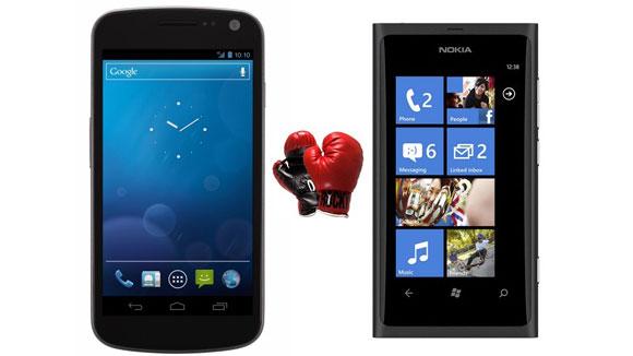 Haalt Samsung Nokia in?