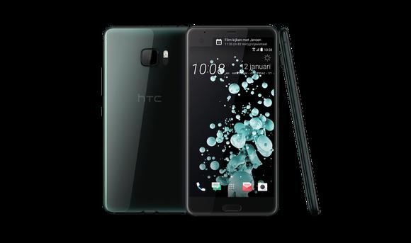 U Ultra en U Play zijn HTC's nieuwe smartphones