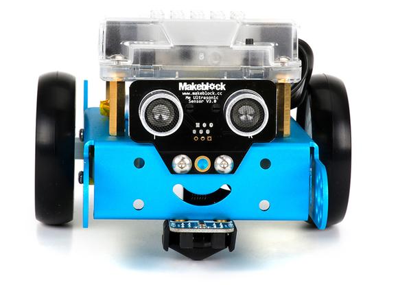 mBot-tutorial: Bouw je eigen robot met Arduino