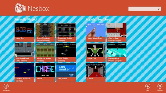 Nesbox Emulator voor spelen Nintendo-games komt naar Xbox One