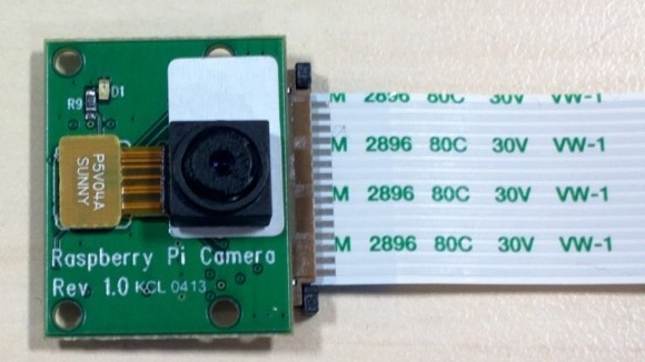 Camera module voor Rasberry Pi
