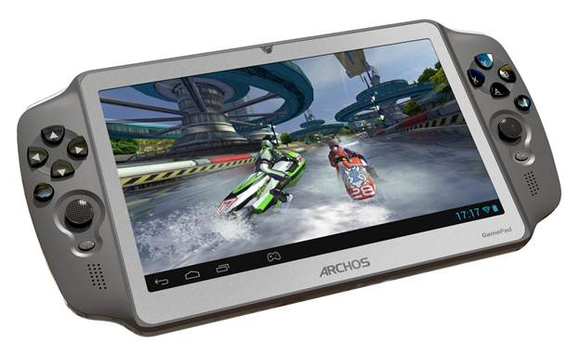 Archos lanceert Android gameconsole