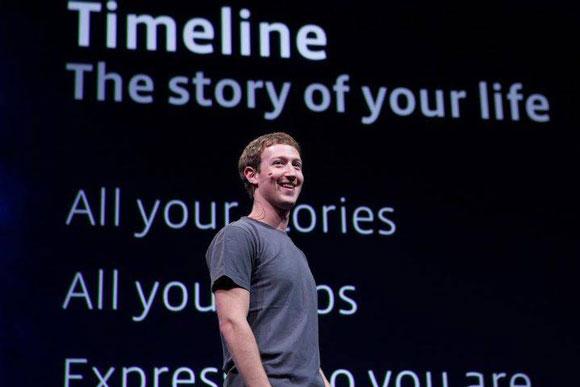 Meerderheid tegen Facebook Timeline