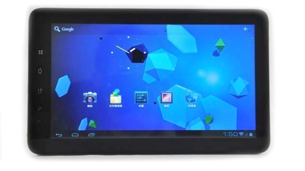 Zenithink C92 ZTPad Android 4.0.3 Tablet Review - YouTube