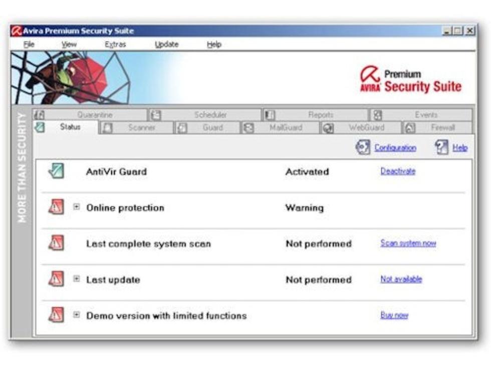 Новый комплект программ безопасности Avira Premium Security Suite защитит в