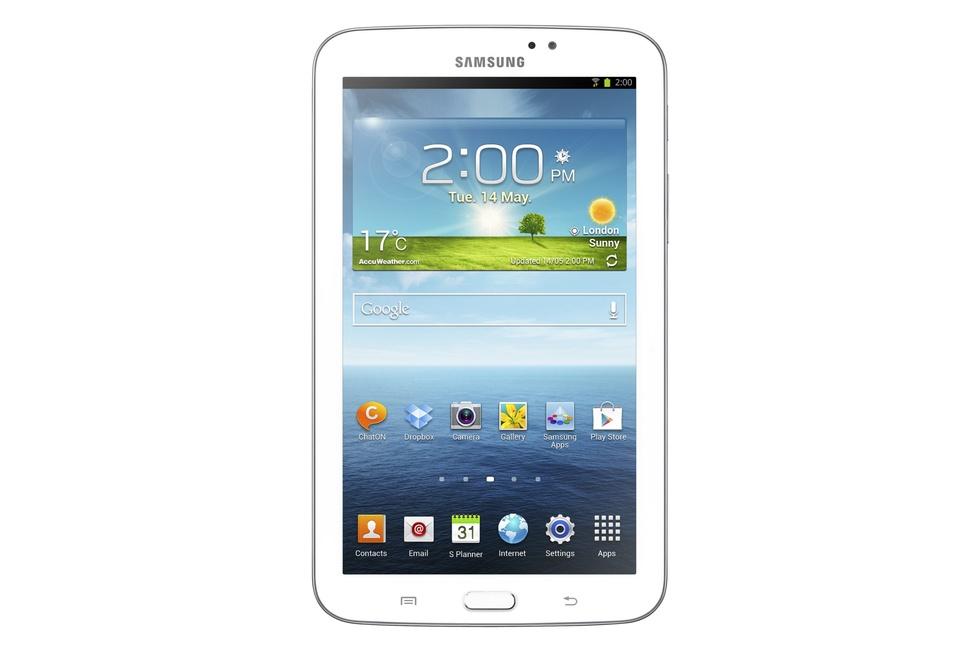Home / Nieuws / Hardware / Tablets / Samsung Galaxy Tab 3 gelanceerd