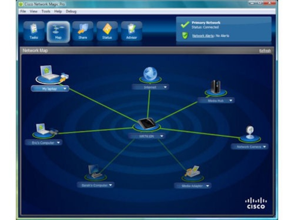 Скачать GFI LANguard Network Security Scanner 9.6 + Cisco Network Mag