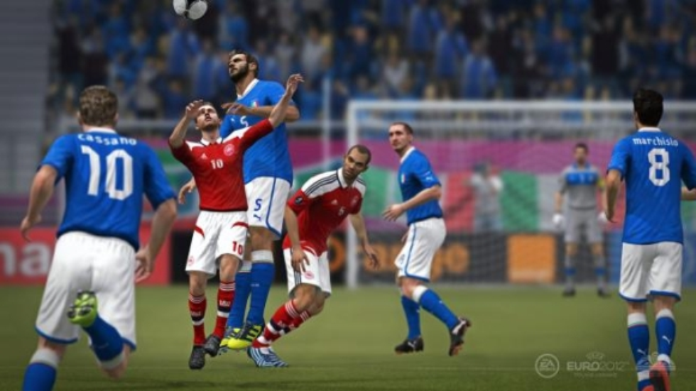 Uefa euro game