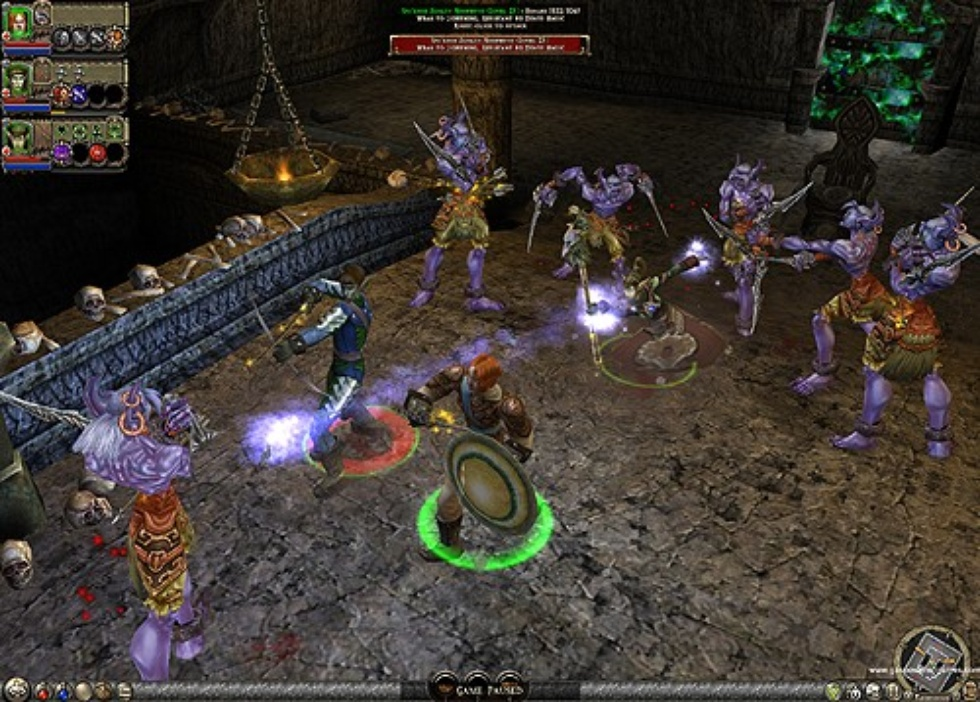 dungeon siege 2 форум: