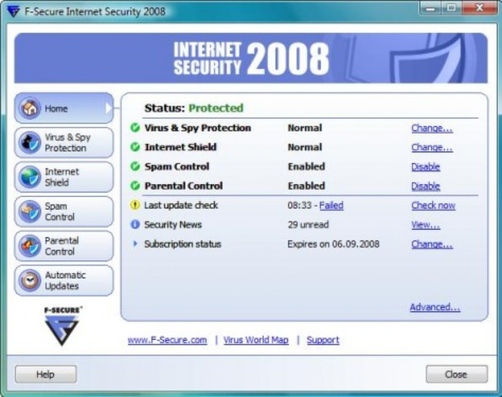 Norton Internet Security 2007+keygen related torrents. norton internet