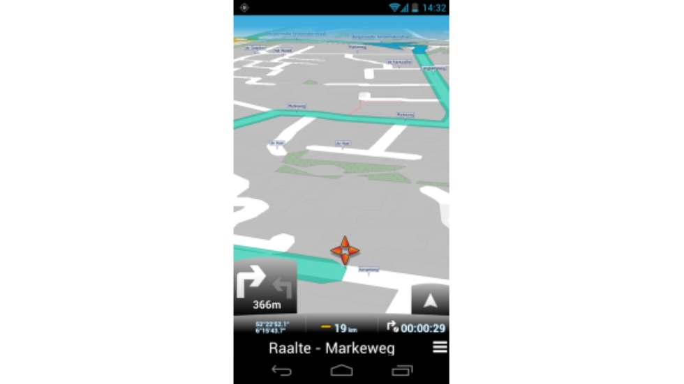 Mapfactor android review website