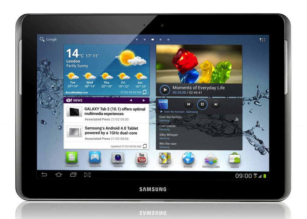 Home / Reviews / Hardware / Tablets / Samsung Galaxy Tab 2 10.1