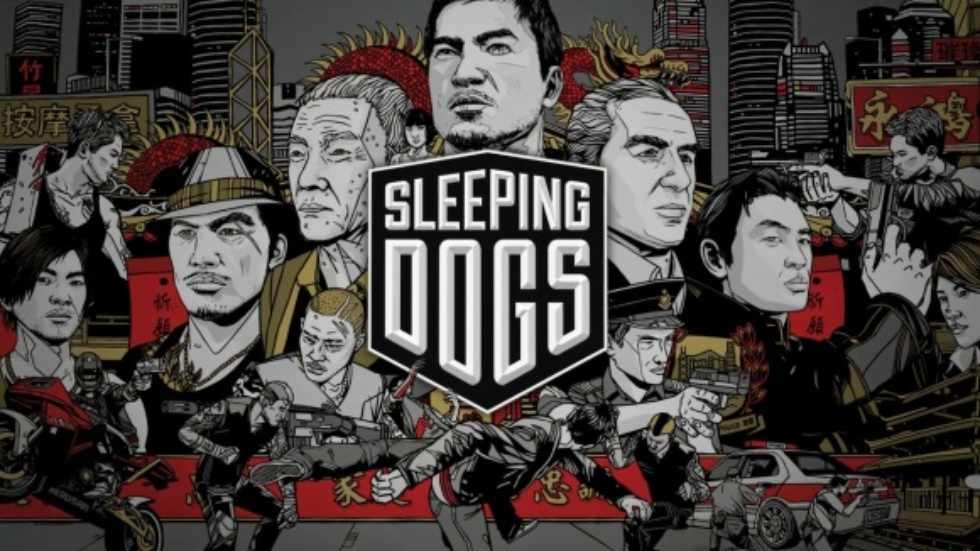 SLEEPING DOGS IS OUT NOW