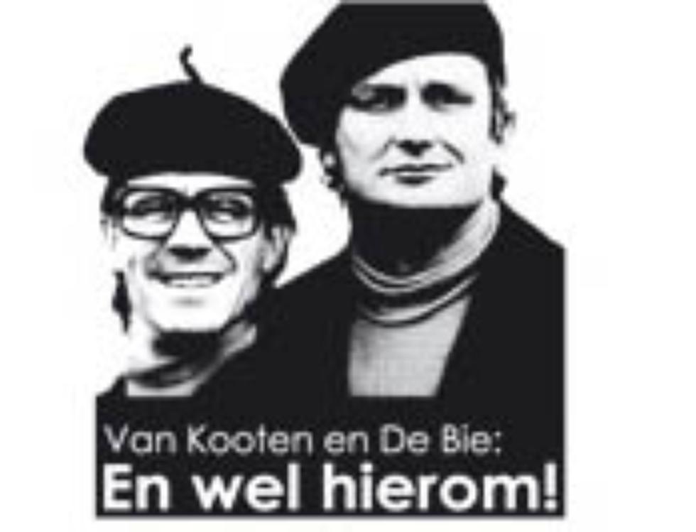 Citaten Kooten En De Bie : Van kooten en de bie via bluetooth pcm