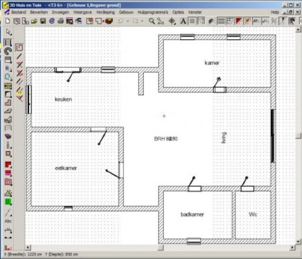3d huis en tuin expert cad pcm for 3d programma huis ontwerpen