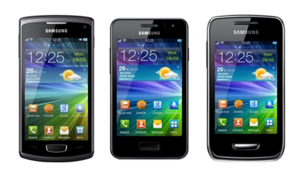 Bada 2.0 smartphones van Samsung