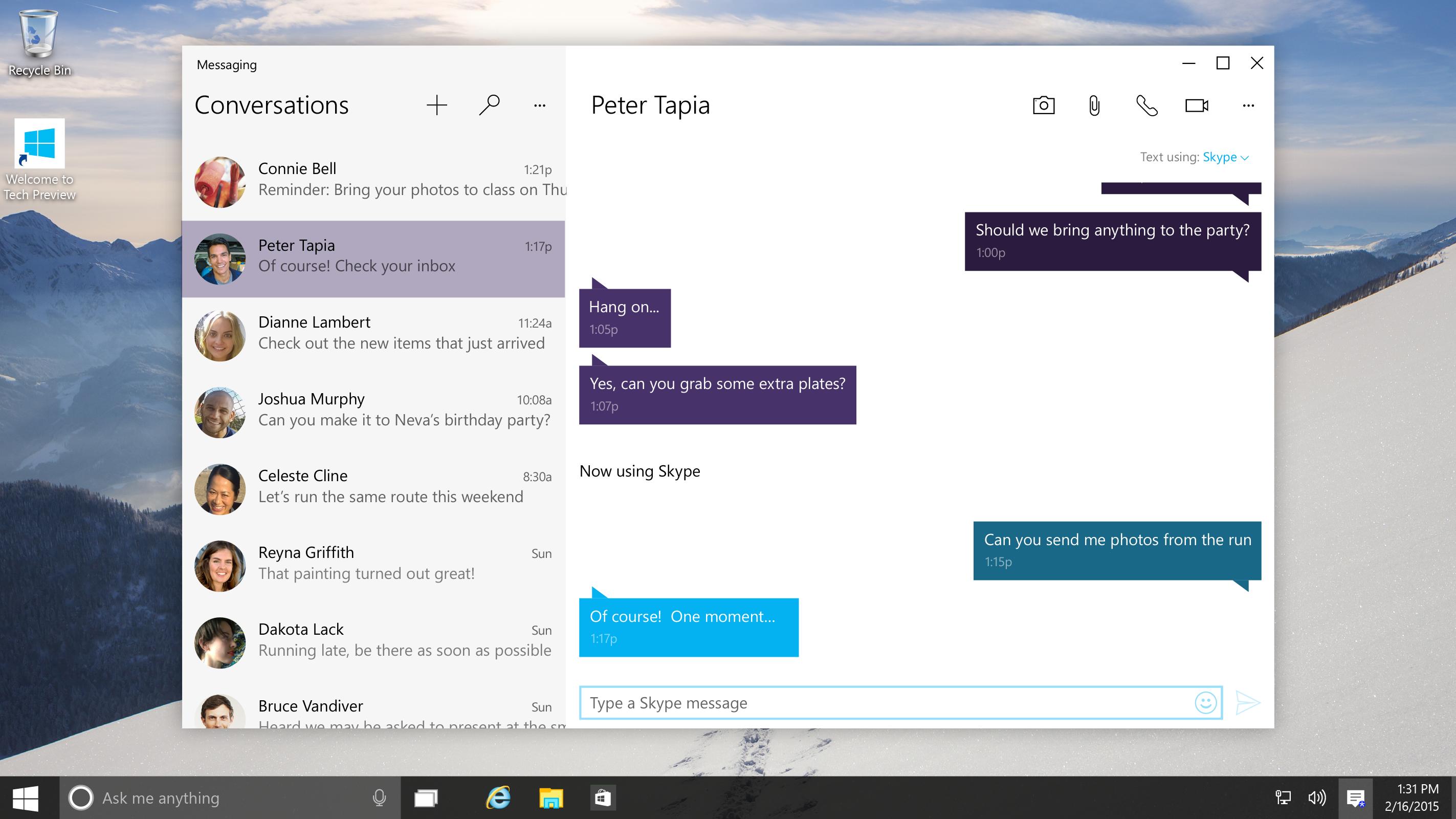 De universele Messaging-app die het vreselijke Skype moet gaan vervangen